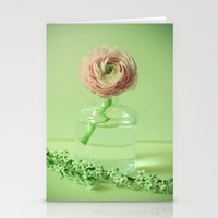 Spring Essentials Stationery Cards