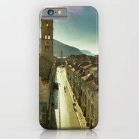 Sunrise over Old Dubrovnik iPhone 6 Slim Case