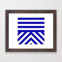 Modern Royal 03 Framed Art Print