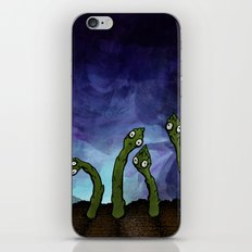 Asparagus After Midnight iPhone & iPod Skin