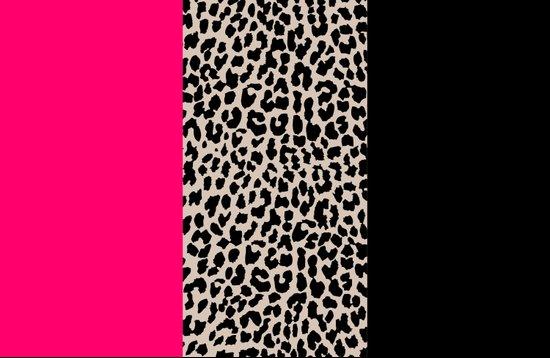 Leopard National Flag IV Art Print