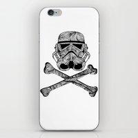Skulltrooper iPhone & iPod Skin