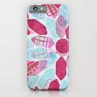 iPhone & iPod Case featuring Patchwork-Collage Love by Isabelle Lafrance Photography