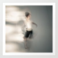 Dancer #3 Art Print