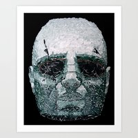 Prometheus, Are You Seeing This? Art Print