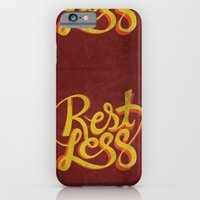 iPhone & iPod Case featuring RestLess. by Chris Piascik