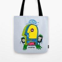 My Imagination Tote Bag