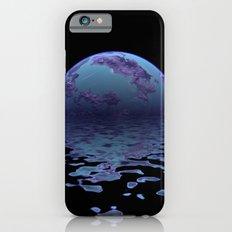 Purple - Blue Planet iPhone 6 Slim Case