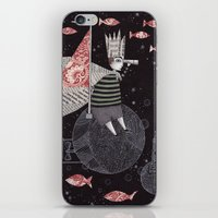 Five Hundred Million Lit… iPhone & iPod Skin