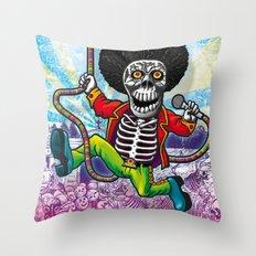 Poster Funkadelik Throw Pillow