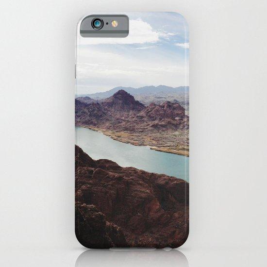 The Colorado River iPhone & iPod Case