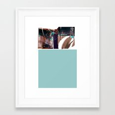 ROUGHKut#011016 Framed Art Print