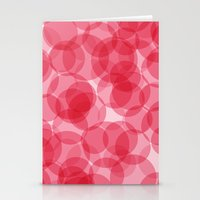 Celebrate with pink! Stationery Cards