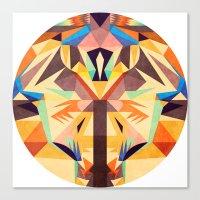 Ismael Canvas Print