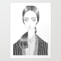 diplomatic jackets Art Print