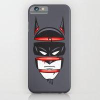Defrag Man iPhone 6 Slim Case