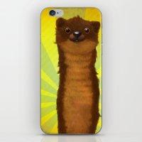 Weasel iPhone & iPod Skin