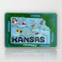 KANSAS Laptop & iPad Skin