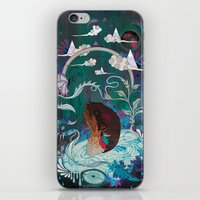 Delicate Distraction iPhone & iPod Skin