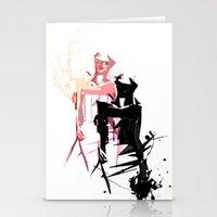 Fashion #2 Stationery Cards