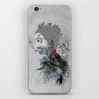 The Sailor Of The Cities iPhone & iPod Skin