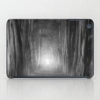 Black And White - Dreams… iPad Case