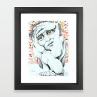 020113 Framed Art Print
