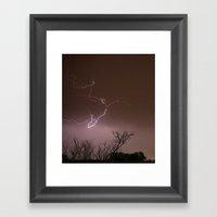 Amplified Framed Art Print