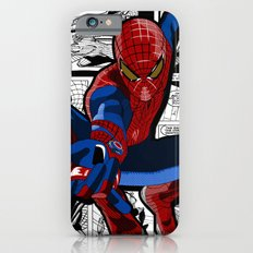 Spider-Man Comic iPhone 6 Slim Case