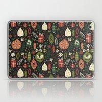 Holiday Ornaments  Laptop & iPad Skin