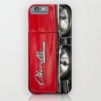 1969 Red Chevrolet Cheve… iPhone 6 Slim Case