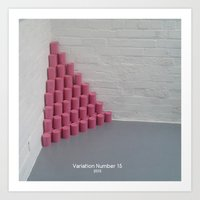Variation Number 15 (pho… Art Print