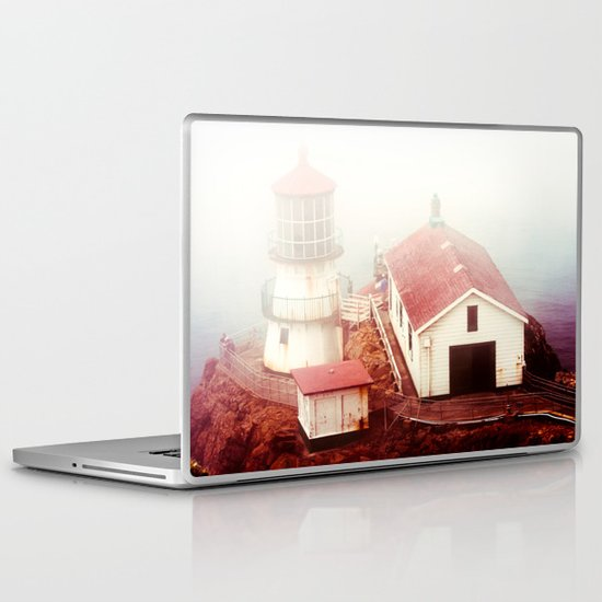 Light Tower Point Reyes Laptop & iPad Skin
