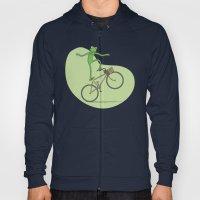 Ride On Kermit Hoody
