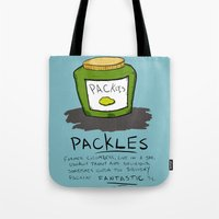 Packles Tote Bag
