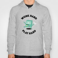 Work Hard, Play BMO Hoody