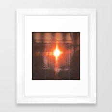 ELEMENT N25 Framed Art Print