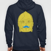 Droid stache Hoody