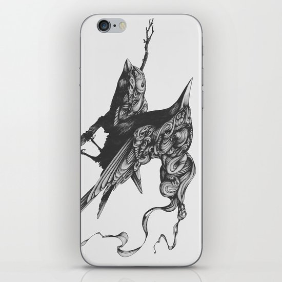 They Talk Together iPhone & iPod Skin