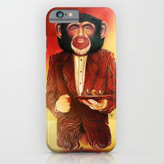 Joe Rogan iPhone & iPod Case