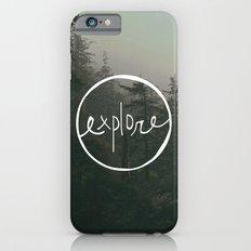 Explore Oregon Forest Slim Case iPhone 6s