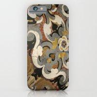 Marble Filigree iPhone 6 Slim Case