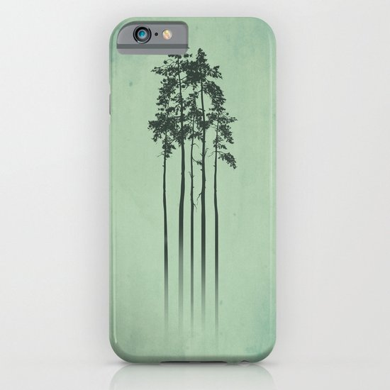 Mist iPhone & iPod Case
