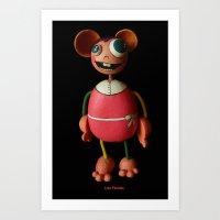 Lola Favolas Art Print