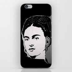 FRIDA - LIFE CURRENT WALL series... iPhone & iPod Skin