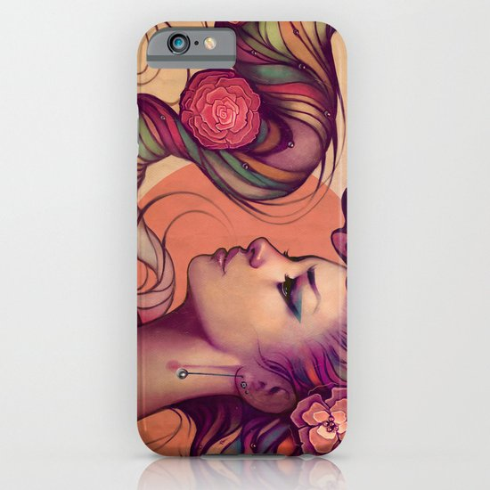 Leah iPhone & iPod Case