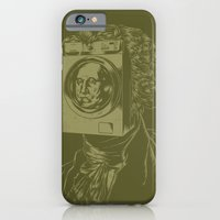 George WASHINGton Machine iPhone 6 Slim Case