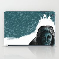 The Iceman Cometh iPad Case
