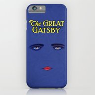 Great Gatsby Poster iPhone 6 Slim Case