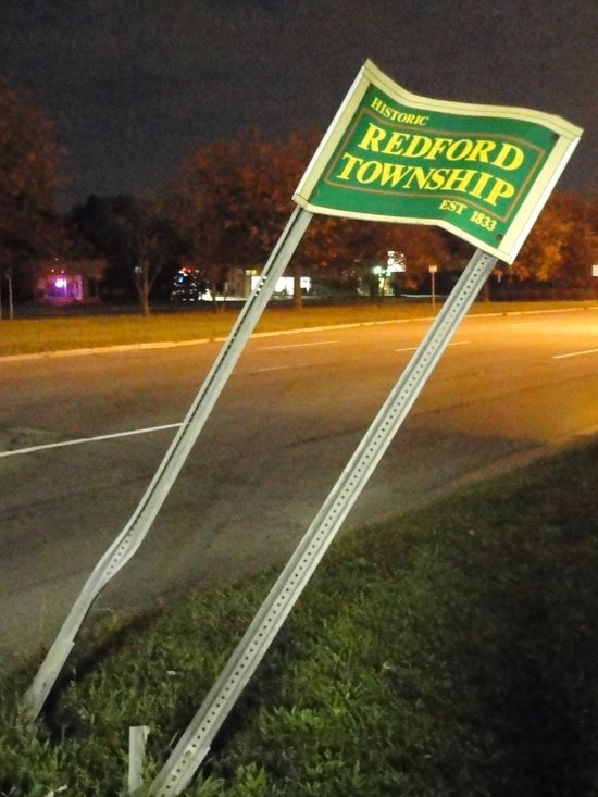 Welcome To Redford Township Art Print